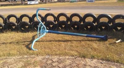 Rolim de Moura - Na Pista de Kart, prefeitura substitui equipamentos danificados da Academia ao Ar livre por equipamentos novos