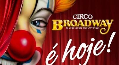 Rolim de Moura – Promoção maluca no Circo Broadway