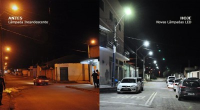 Rolim de Moura terá iluminação pública 100% LED