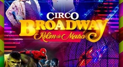 Rolim de Moura – Últimos dois dias de espetáculos do Circo Broadway