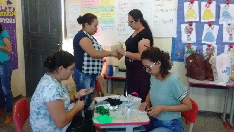 Santa Luzia do Oeste implanta o projeto Jovens Empreendedores Primeiros Passos