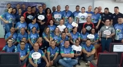 Seminário do PROERD em Porto Velho, capacita instrutores do Programa a trabalhar com Adolescentes do 7° ano e Proerd para os PAIS