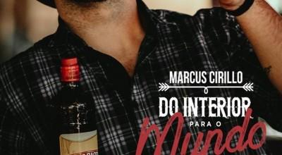 Show de Marcus Cirillo acontece dia 04 de agosto em Rolim