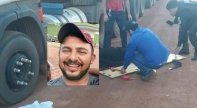 Suspeito de matar caminhoneiro a tiros por causa de fila é preso em RO