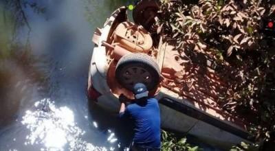 TRAGÉDIA: Acidente deixa três mortos em estrada de terra no Mato Grosso; vítimas ainda não identificadas seriam de Vilhena