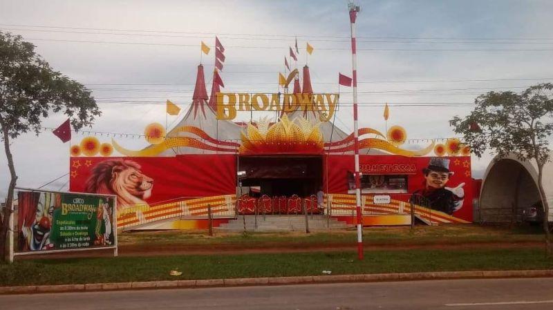 Vagas de emprego para montar o circo em Rolim