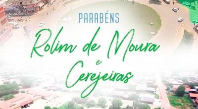 Aniversário de Rolim: mensagem do Senador Confúcio Moura