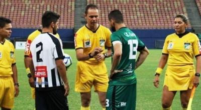 Auxiliar de Rolim de Moura vai atuar na Copa Verde, no jogo entre Cuiabá X Iporã