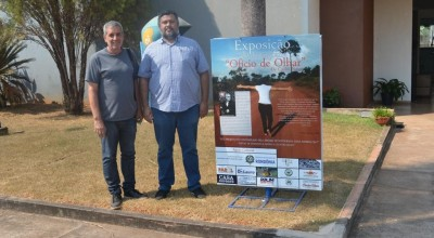 Câmara de Rolim de Moura apoia projeto cultural de Carlos Neves