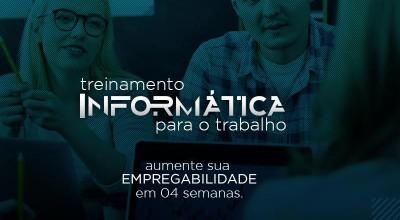Conectinove lança treinamento de informática para evitar que seu currículo seja descartado