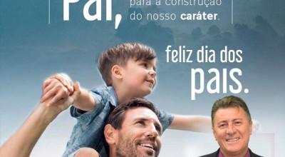 Dia dos pais: Mensagem do vereador Chico do Sindicato
