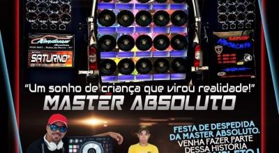 "DJ Alessandro fará evento para ""aposentar""  Master Absoluto Show"