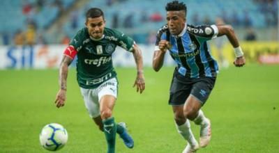 Duelo entre Grêmio e Palmeiras abre quartas de final da Libertadores