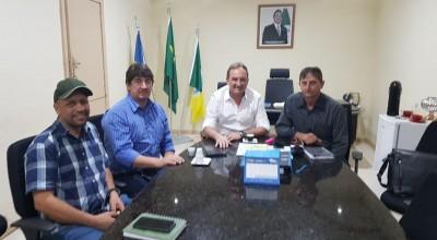 Empresa Interagrícola busca apoio da prefeitura para se instalar em Rolim de Moura