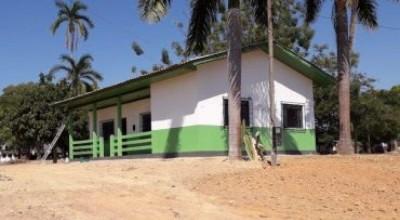 Escritório da Emater é reinaugurado após reforma em Estrela de Rondônia