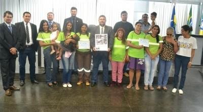Mais homenagens são realizadas pela Câmara Municipal de Rolim de Moura