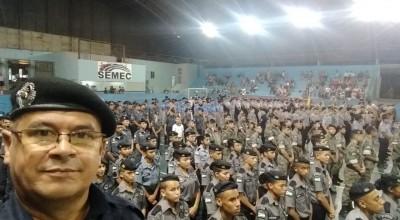 Militares Mirins de todo o Estado de Rondônia realiza encontro na cidade de Vilhena