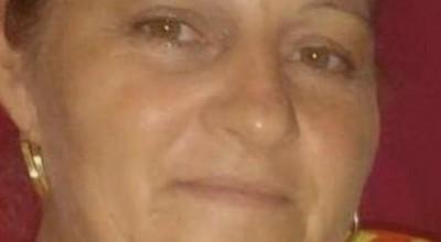 Nota de falecimento de Iria Steffen, popular Loira