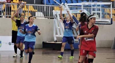 Rolim de Moura - Futsal juvenil feminino da Escola Aluízio é campeã estadual invicta no JOER 2019