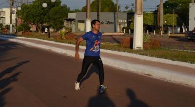 Rolim de Moura teve circuito esportivo de corrida de Rua