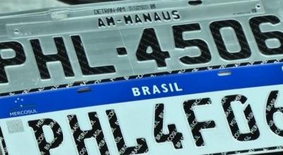 Vídeo: Governo desmascara golpe que encarecia placas do Mercosul