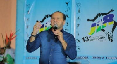 13° edição do JIR celebrou a amizade e o companheirismo no esporte, diz deputado Cirone Deiro