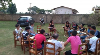 Alto Alegre: Jovens Unidos(JUPF)  pela Fé realizam encontro