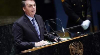 Bolsonaro diz ter 'compromisso solene' com meio ambiente e acusa líderes estrangeiros de ataque à soberania do Brasil