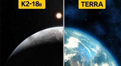 Cientistas descobrem água na atmosfera de exoplaneta a 110 anos-luz da Terra