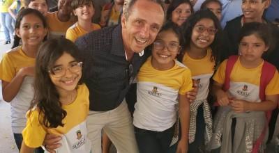 Deputados estaduais buscam referências para melhoria na educação pública