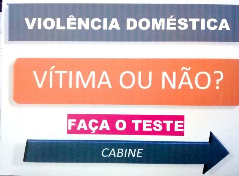 Expoagro: Patrulha Maria da Penha terá cabine da consciência