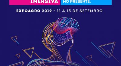 Faculdade São Paulo leva experiência em Aprendizagem Imersiva à Expoagro 2019