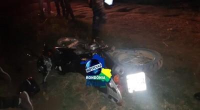 Homem é morto a tiros no Parque de Exposições de Ji-Paraná