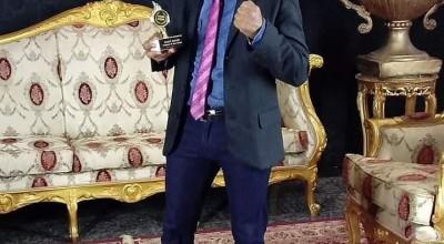 Mestre Juvenil Andrade Da Silva ganhador dos prêmios notável 2018 e 2019