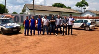 Norte Tel / Rolim Net faz melhoria no fornecimento de Internet a Delegacia de Costa Marques*
