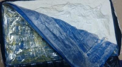 PF prende duas pessoas com cocaína em Agência dos Correios
