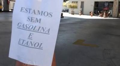 Pode faltar combustível em Rondônia