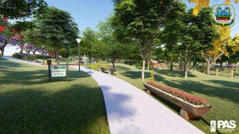 Praça do Bosque será a nova opção de lazer em Rolim de Moura