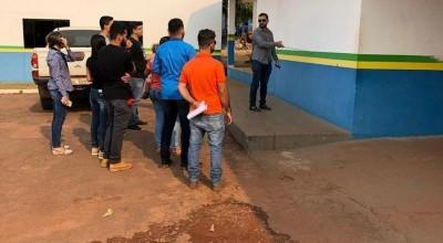Rolim: FSP garante projetos para construção do novo prédio do Batalhão da PM