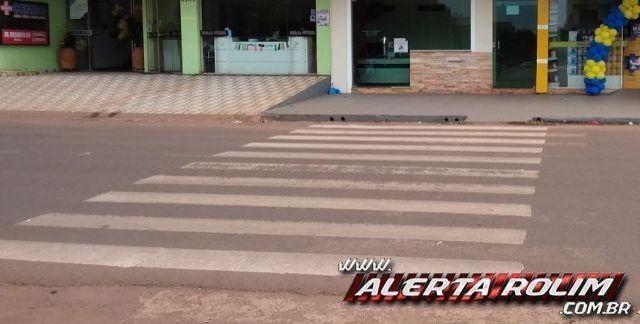 Rolim: Morre idosa que foi atingida quando atravessava faixa de pedestre