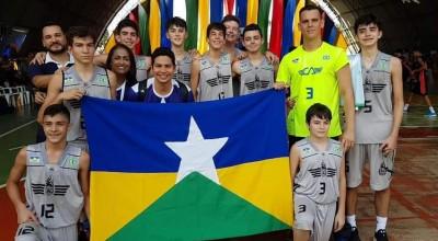 Rondônia garante medalhas e classifica equipes para fase final dos jogos escolares em Santa Catarina