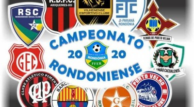 Rondoniense 2020 terá 11 clubes na disputa; a novidade é o retorno do Atlético Pimentense