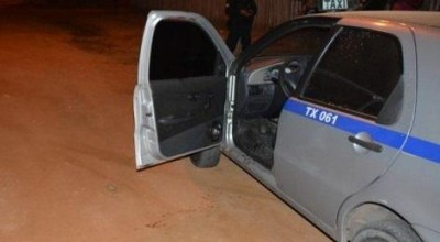 Taxista é baleado no pescoço durante roubo, em Ji-Paraná