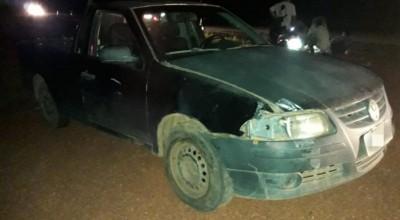 Acidente entre veículo e moto na RO-479 deixa uma pessoa ferida em Rolim de Moura