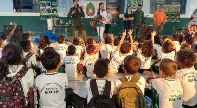 Governo de Rondônia cria lei que institui a política estadual de Educação Ambiental