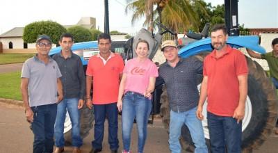 Mandato Participativo: Jaqueline Cassol ouve demandas da população de Cacoal e Zona da Mata