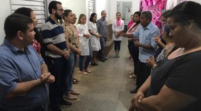 Rolim de Moura–Policlínica  realiza 172 atendimentos na segunda noite da programação do Outubro Rosa