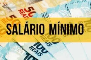 Salário mínimo será de R$ 1.040,00 a partir de janeiro de 2019