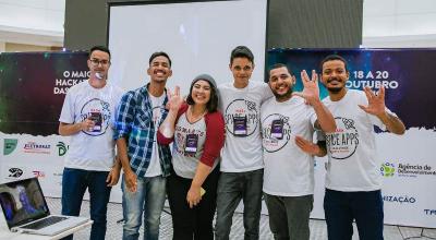 Servidor do IFRO campus Cacoal e equipe são selecionados em primeiro lugar no NASA space Apps challenge