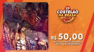 33º Costelão na Brasa em Rolim de Moura será neste domingo, (24)